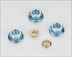 GB6177 FLANGE HEX NUTS